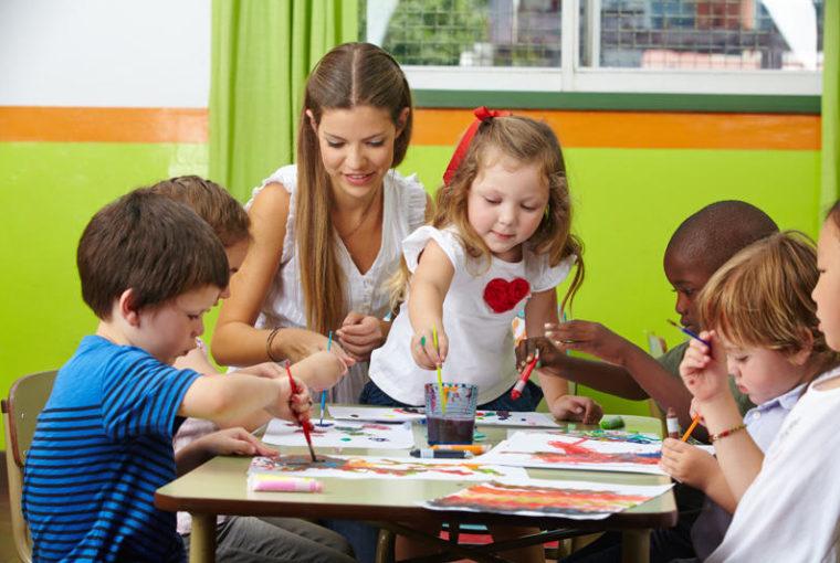diventare maestra d'asilo