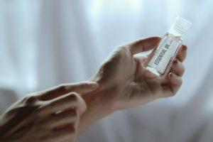 Olii essenziali nella cosmetica
