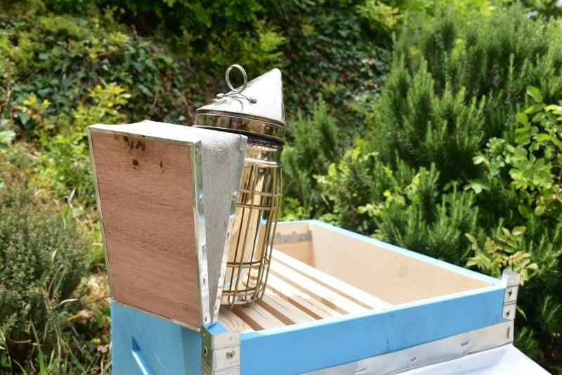 Affumicatore per apicoltura